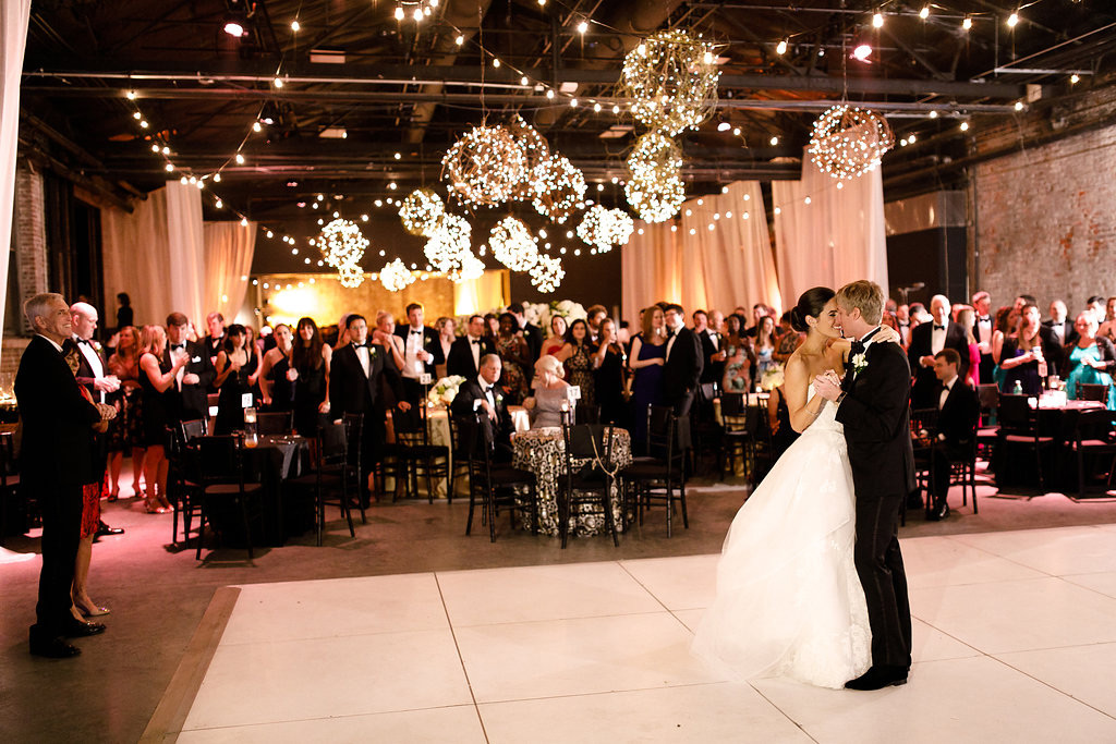 Ceremony and Reception at the Contemporary Art Center