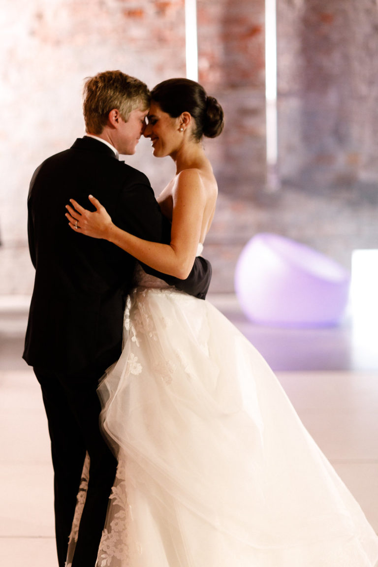 Contemporary Arts Center New Orleans Wedding by Ruby and Pearl Events