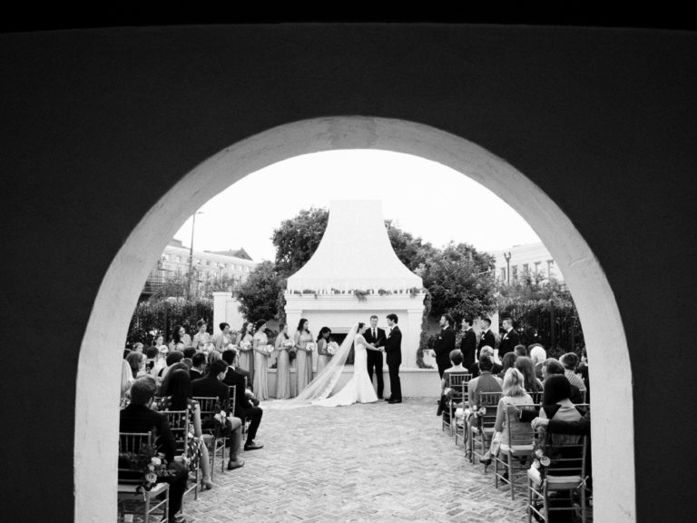 Il Mercato Wedding New Orleans by Ruby and Pearl with Erich McVey