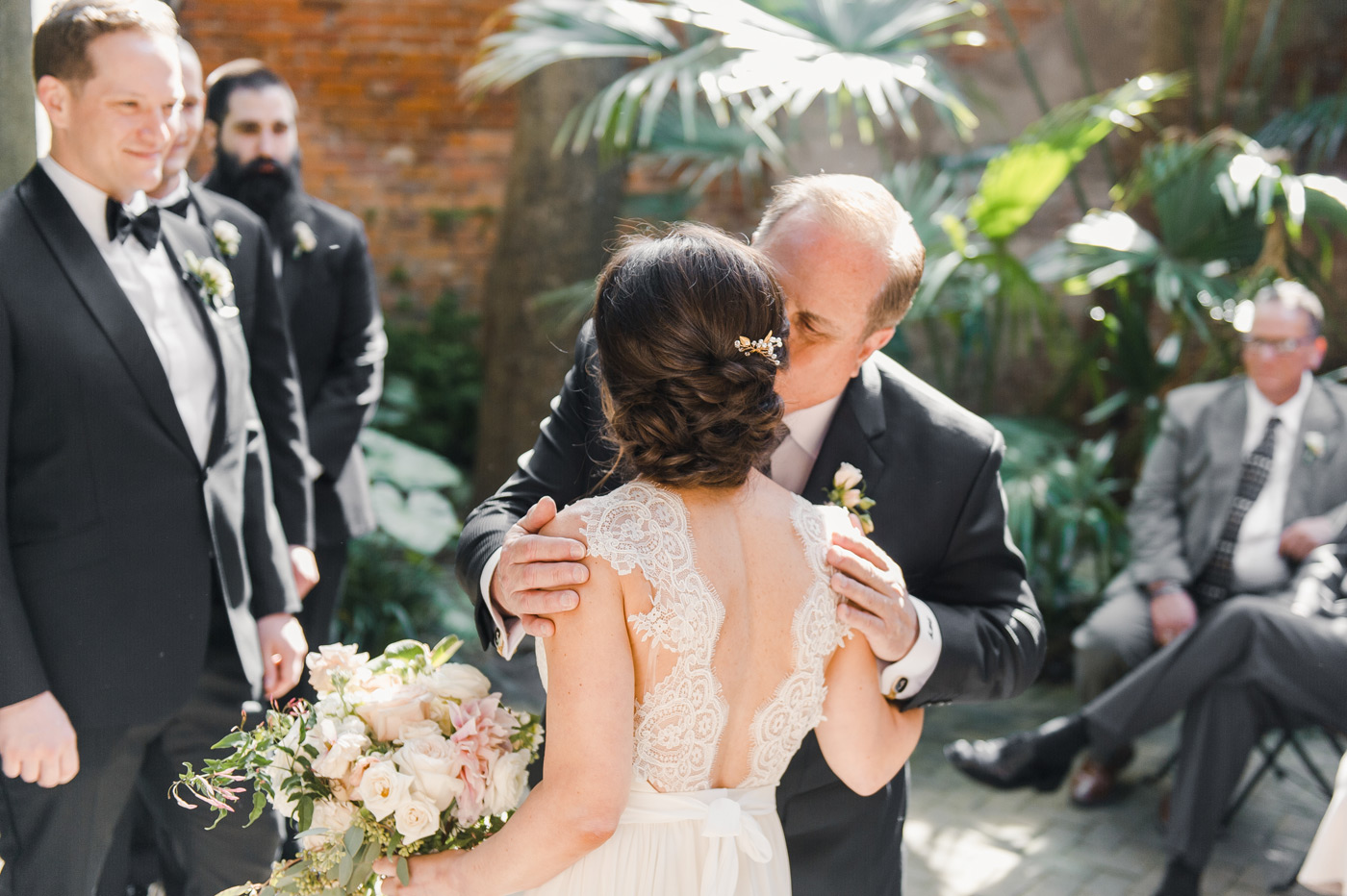 Intimate Weekday Wedding at the Pharmacy Museum