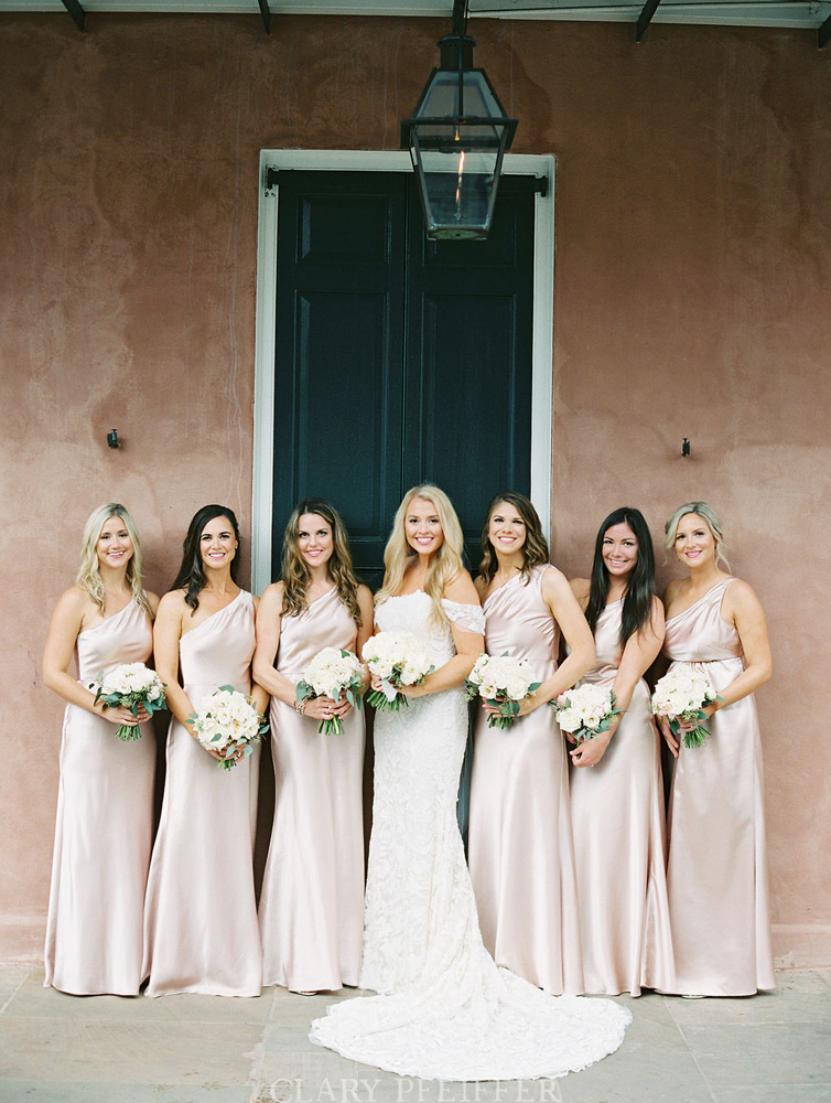 Il Mercato New Orleans wedding with Bright and Beautiful by Ruby and Pearl Events