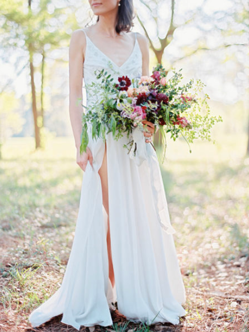 Ethereal Forest Bridal Inspiration