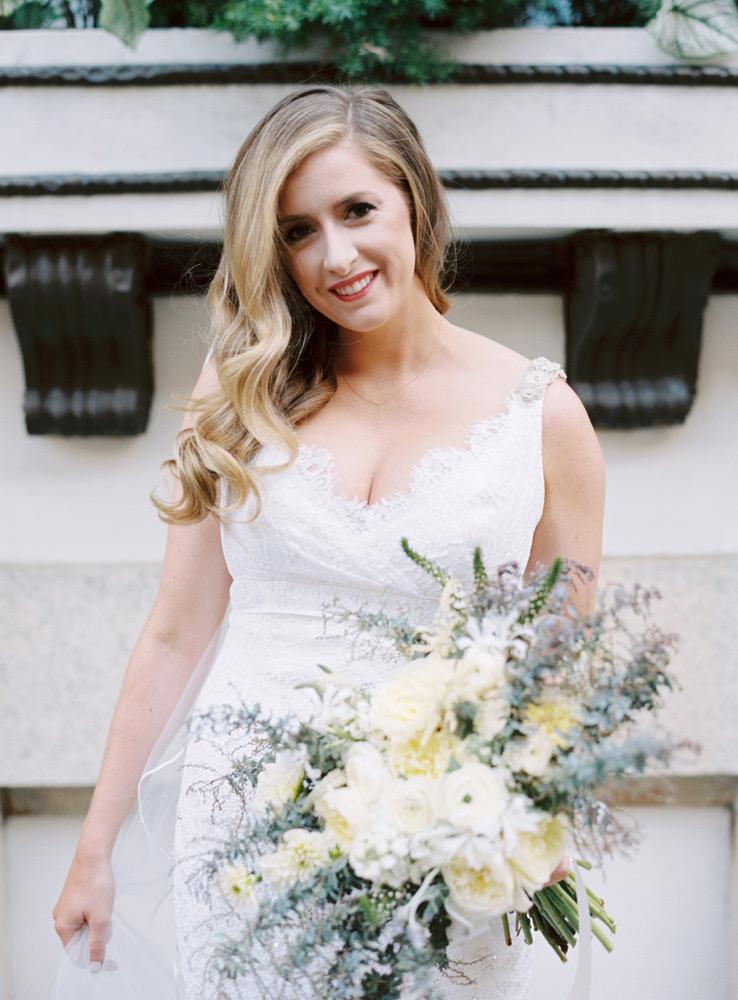 Glamorous Fall Wedding Day with Austin Gros