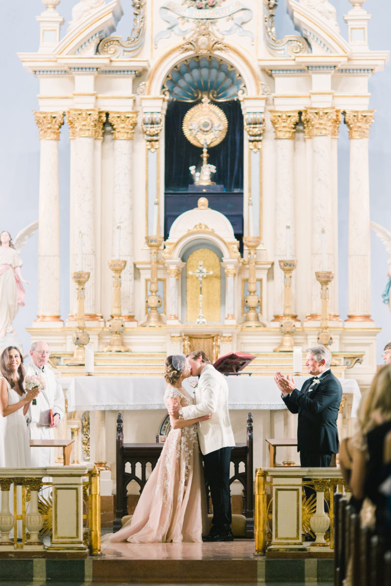 Brennans New Orleans Wedding by Ruby and Pearl Events