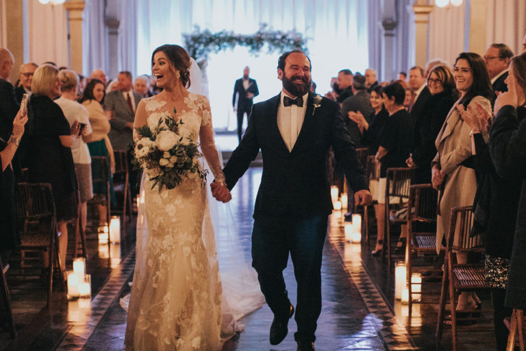 Marigny Opera House Weddings in New Orleans by Ruby and Pearl Events