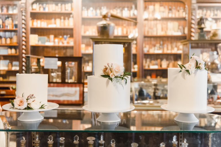 New Orleans Pharmacy Museum Wedding by Ruby and Pearl Events