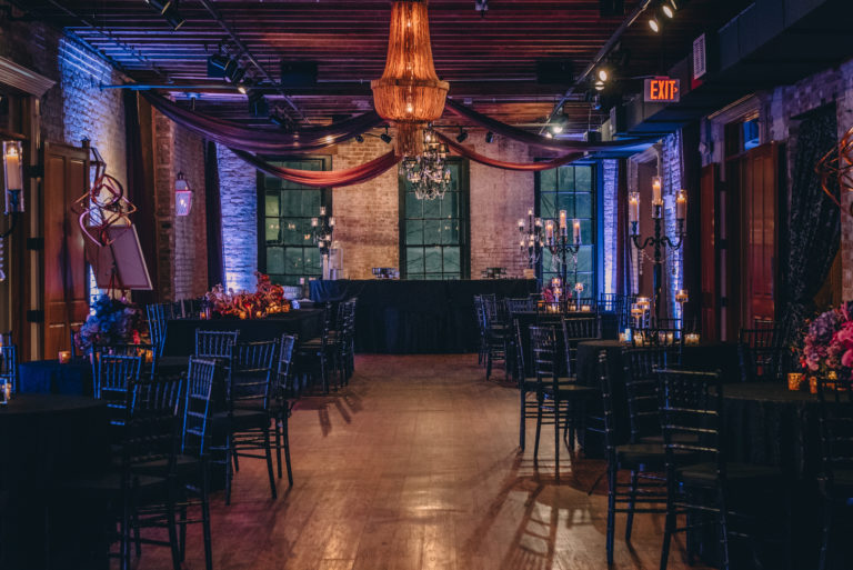 Wedding at The Chicory New Orleans by Ruby and Pearl Events