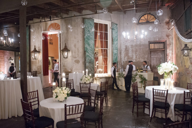 French Quarter Wedding Venues Ruby and Pearl Events New Orleans Weddings