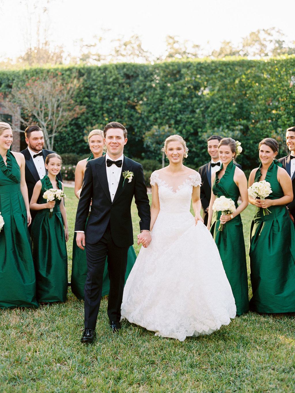 New Orleans Country Club Wedding