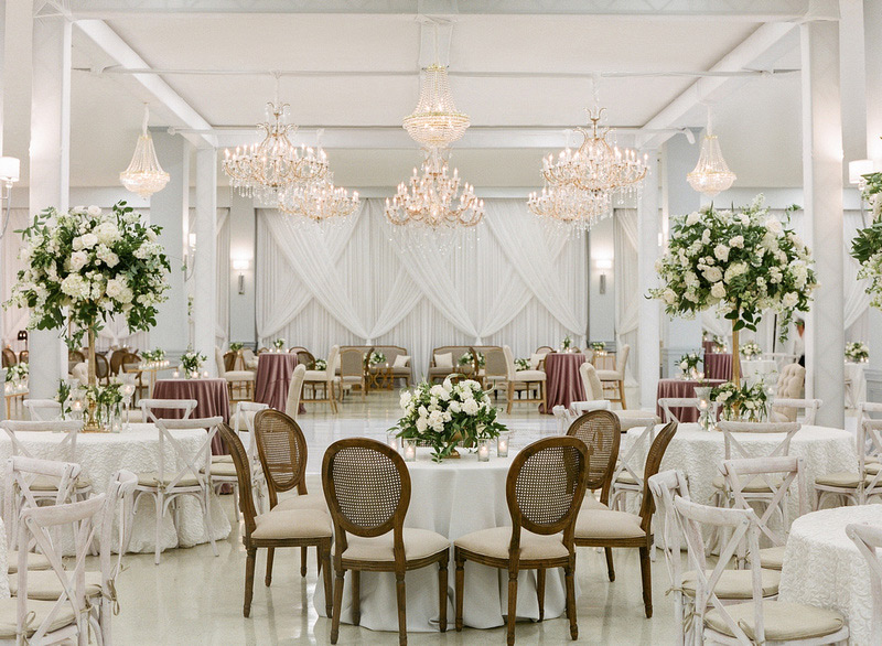 Louisiana ballroom wedding