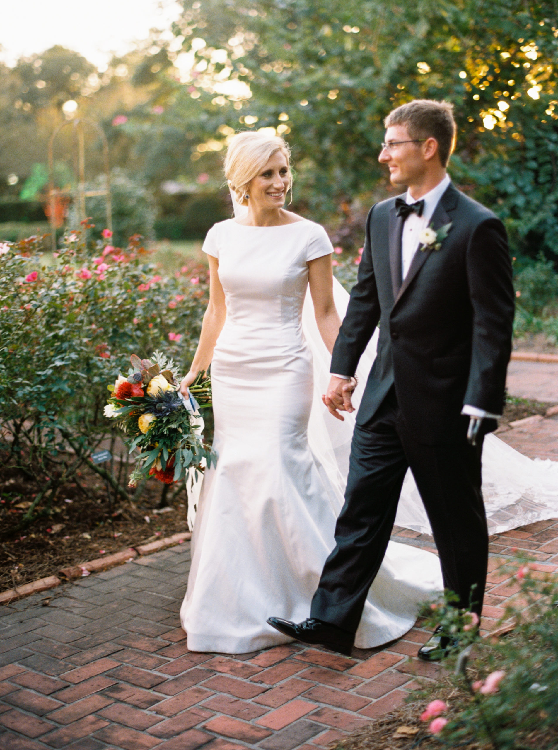 City Park Botanical Garden Wedding