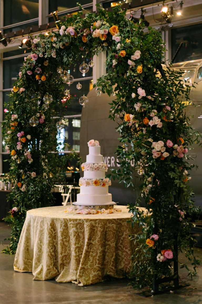 New Orleans City Park Botanical Garden wedding by Ruby and Pearl Events