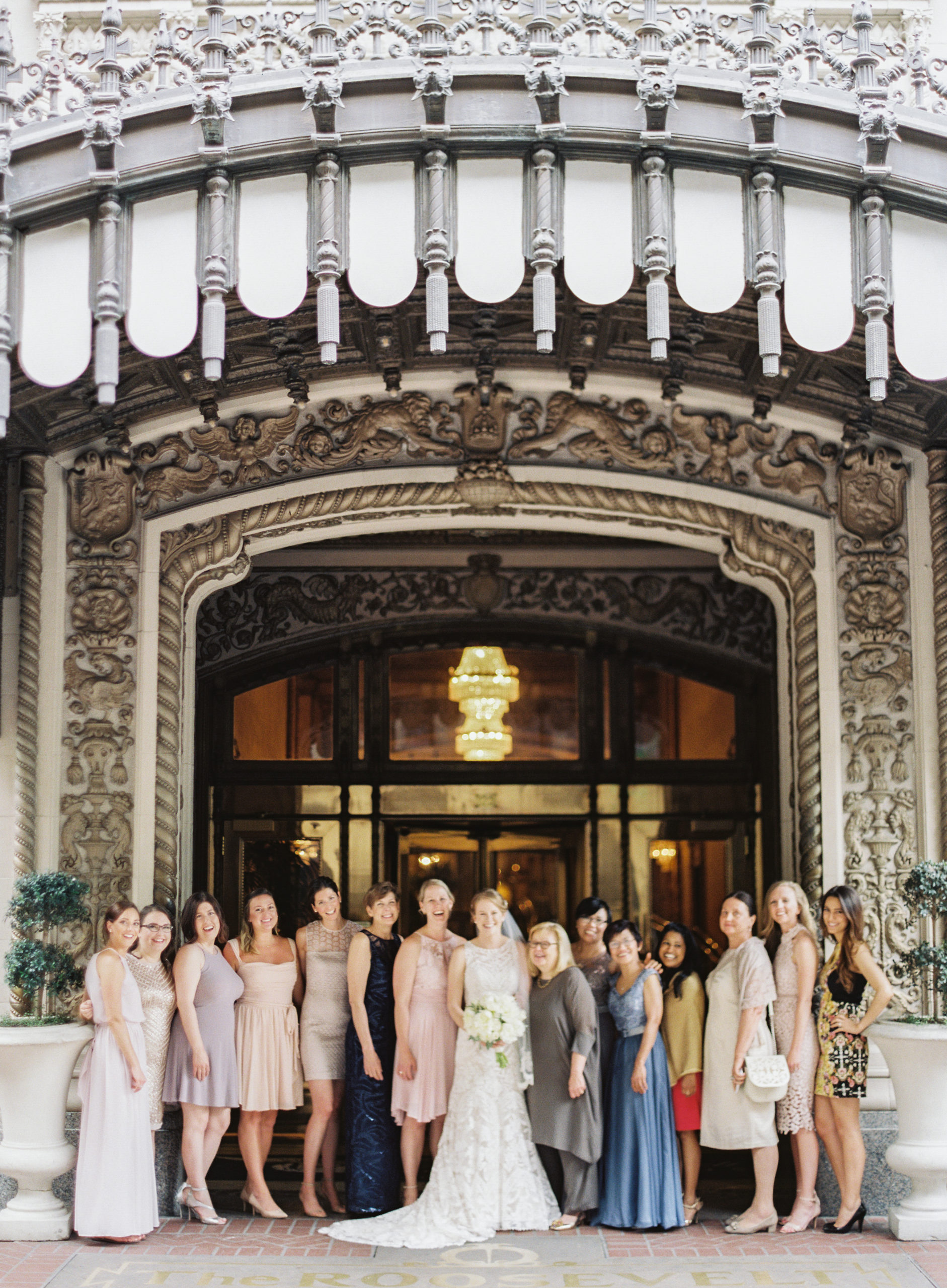 New Orleans Opera Guild Home Wedding