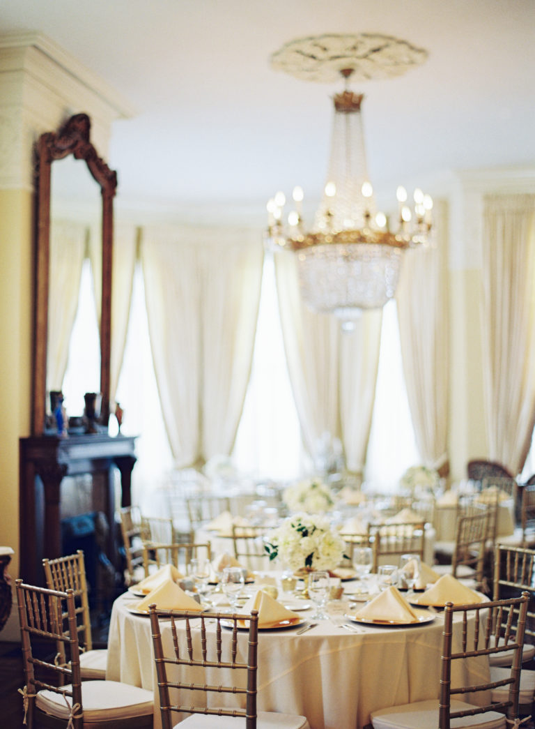 New Orleans Opera Guild home wedding by Ruby and Pearl Events