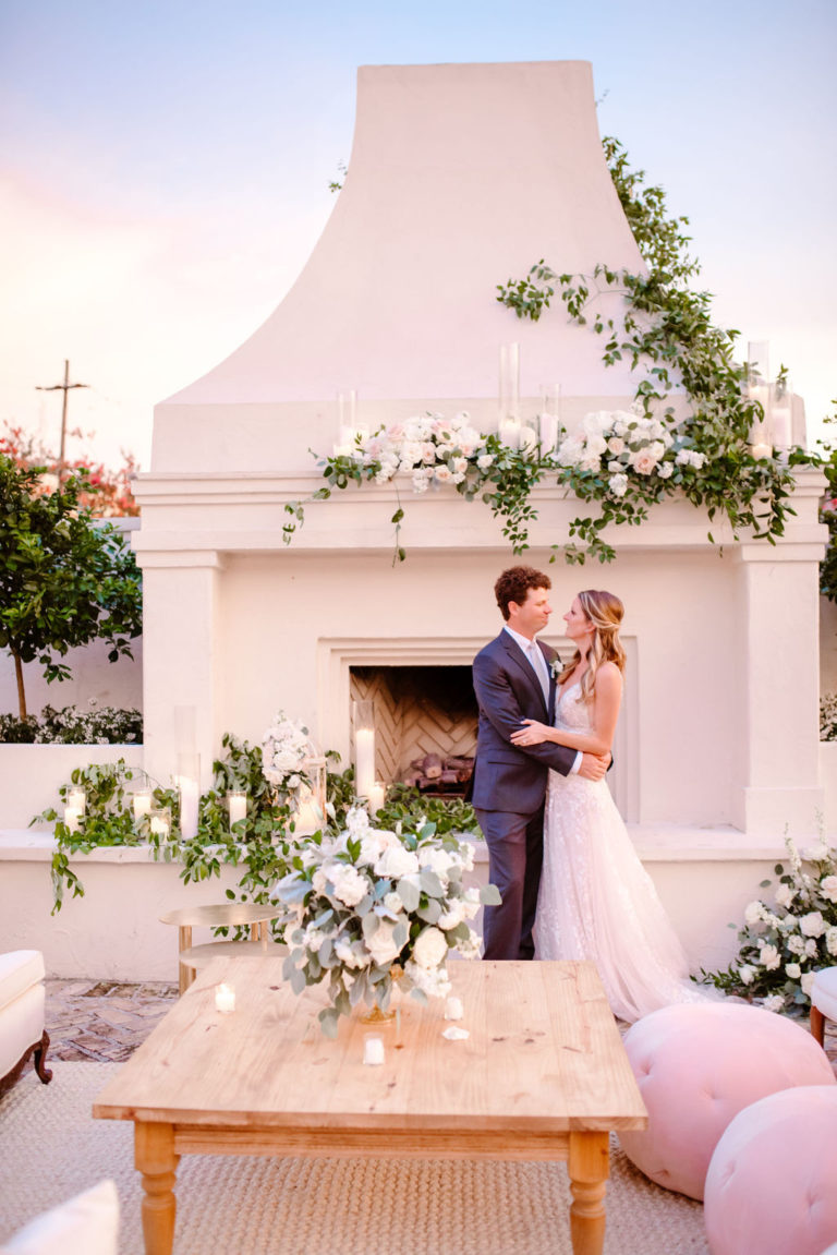 Il Mercato Wedding Reception Felicity Church wedding ceremony by Ruby and Pearl Events