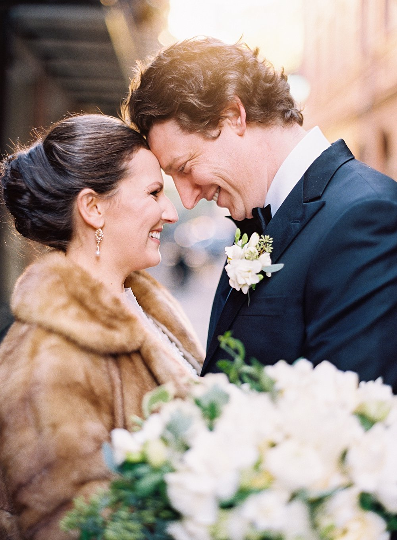 Latrobe's on Royal Winter Wedding