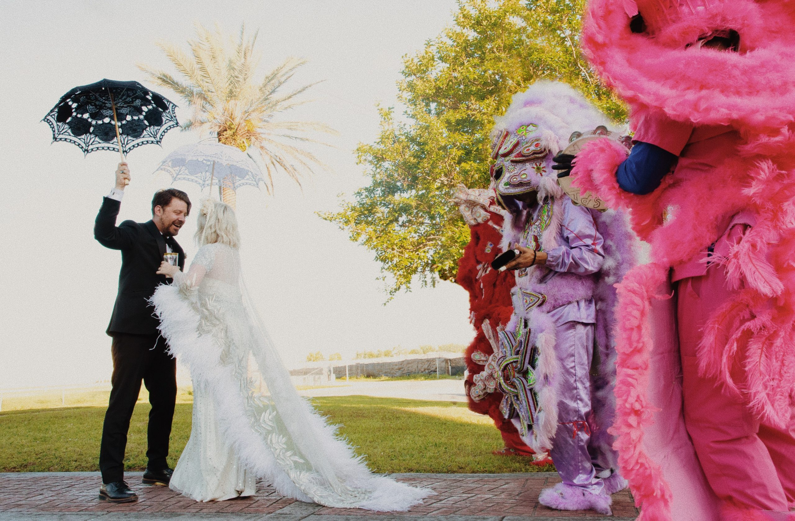 New Orleans Wedding Planners Ruby and Pearl Events Design Love Fest Wedding