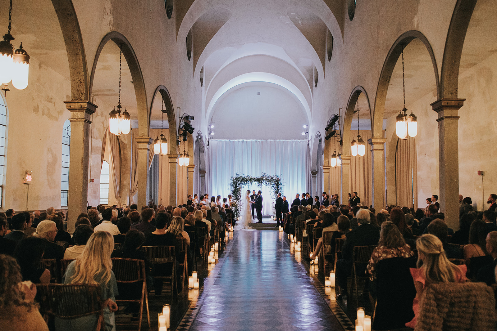 New Orleans Wedding Planners Ruby and Pearl Events Marigny Opera House