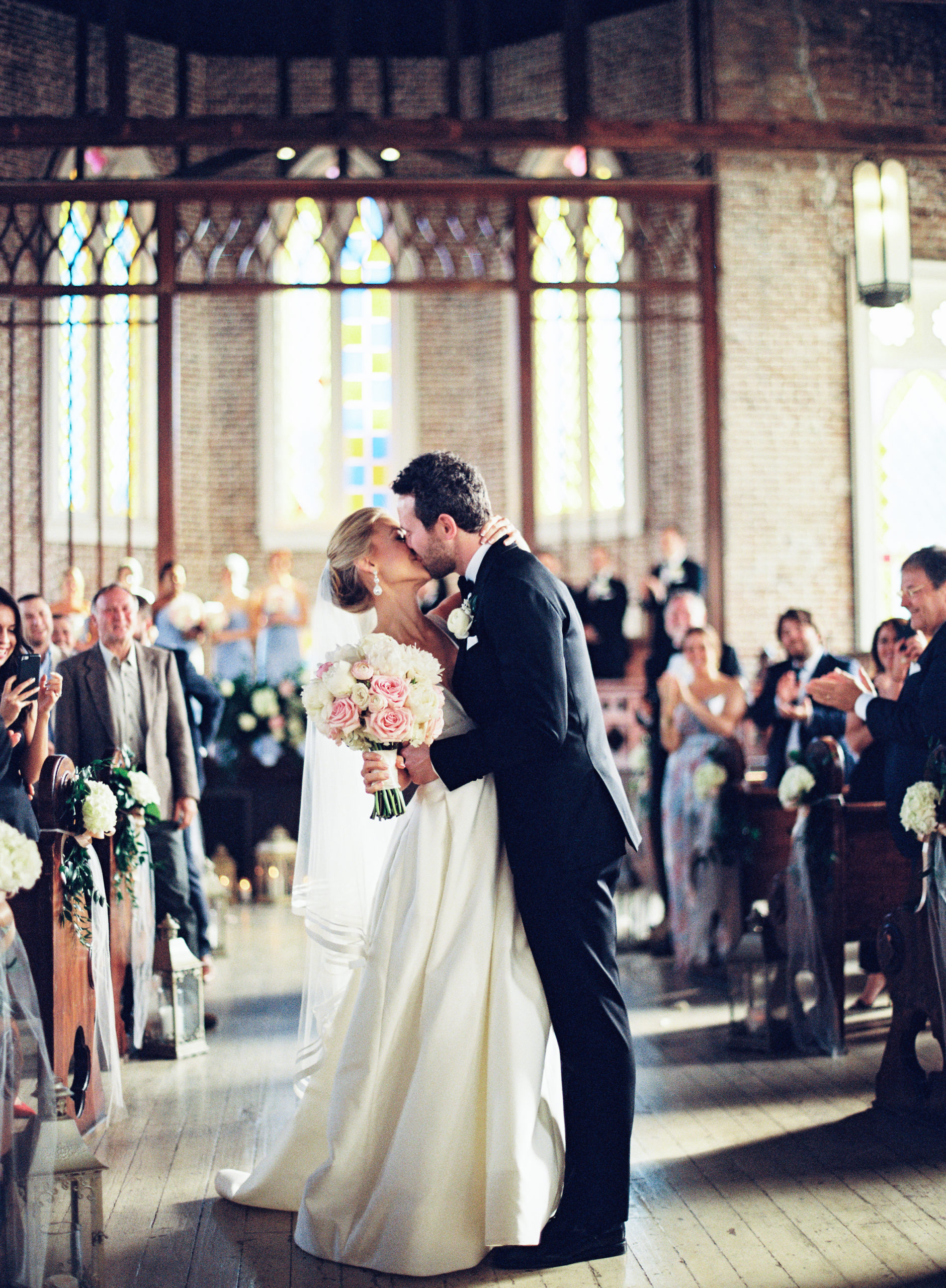 New Orleans Wedding Planners Ruby and Pearl Events newlyweds