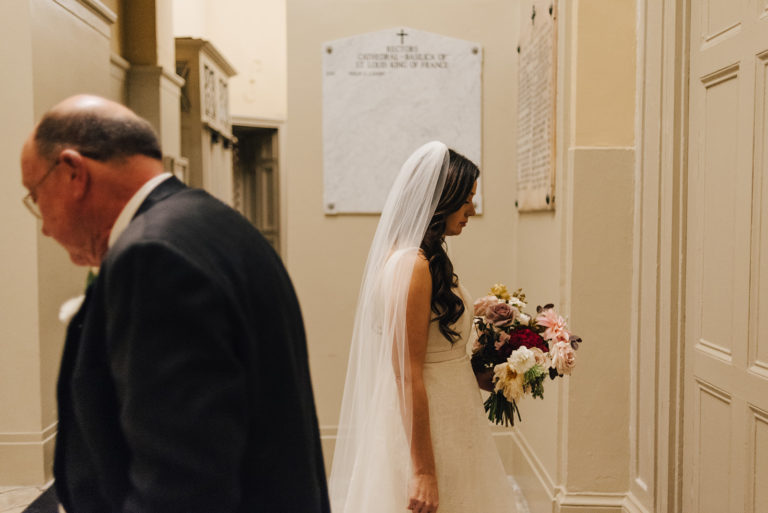 Old Ursuline Convent Museum Wedding Planning by Ruby and Pearl Events