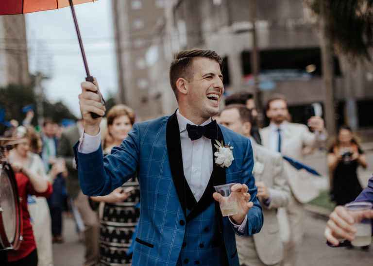 Destination New Orleans Wedding Planner Ruby and Pearl Events